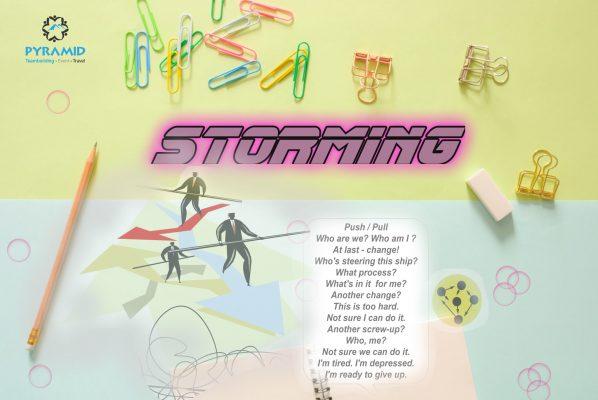 STORMING - PYRAMID
